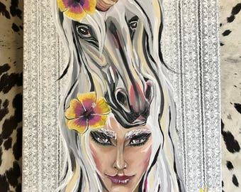 Unicorn Love Flower