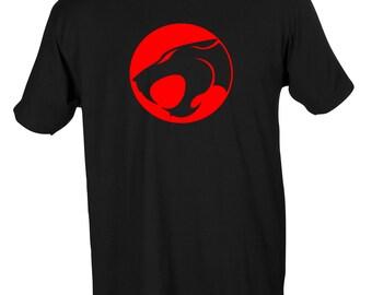Thundercats Logo Mens Shirt Sizes S-5X