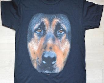 Dog print Tshirt