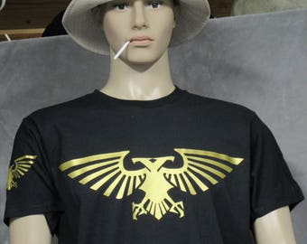 Warhammer 40k Imperial Guard Eagle T-Shirt