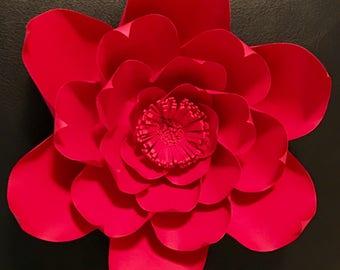 Flor red