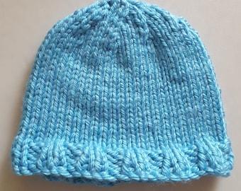 Little Blue Hat