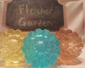Large Flower Soap