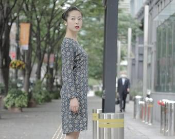 Kimono Dress (calico)