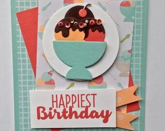 Bright Birthday Card Set