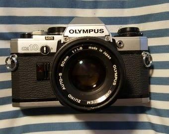 Olympus OM-10 Vintage Camera