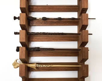 Harry Potter Wand Display Holder