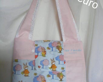 "changing bag changing mat Nomad collection ""little rabbit"""