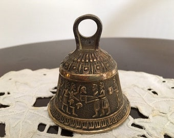 Peerage England bell (bronze and brass)