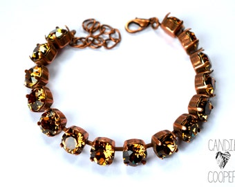 Copper Canyon Bracelet kit = DIY Jewelry