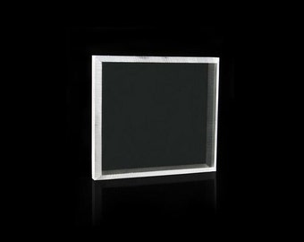 Acrylic Blocks for rubber stamps, small to medium sized, cling stamps, clear stamps, 1 1/2 x 1 1/2, 2x2, 2x4, 1x3, 3x3, 2 1/2 x 3 1/2