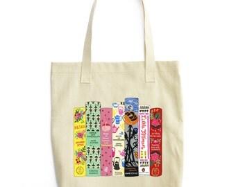 Tote Bag: Seven Girl Stars