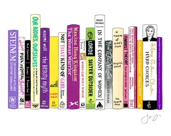 Ideal Bookshelf 1016: Feminism