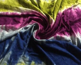 Stretch Rayon Span Jersey Knit 1-3/4 Yards