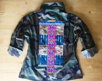 L women's Embellished Jacket