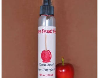 Candy Apple Body Splash and Hair Perfume 4oz