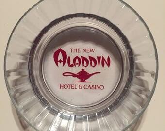 Aladdin Casino Ash Tray