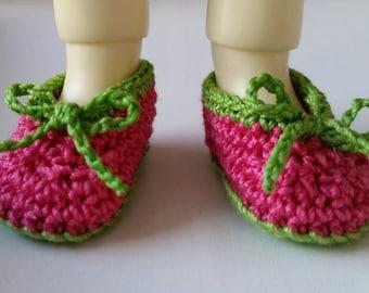 Sprocket Shoes Raspberry