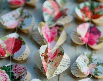 Valentines day decor, Valentine garland, Valentines, Valentine, Valentines garland, Heart garland, Valentines day, Valentine banner