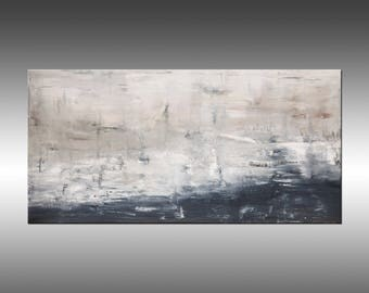 Clarity - Abstract Painting, Art Paintings Original Painting Canvas, Modern Art Contemporary, Portland, Oregon
