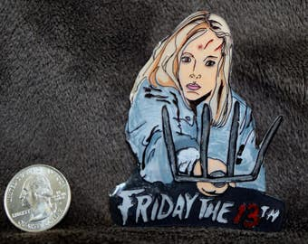 Ginny Friday the 13th Part ll