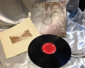 Simon and Garfunkel, Bridge over Troubled Water vintage vinyl record album from 1970