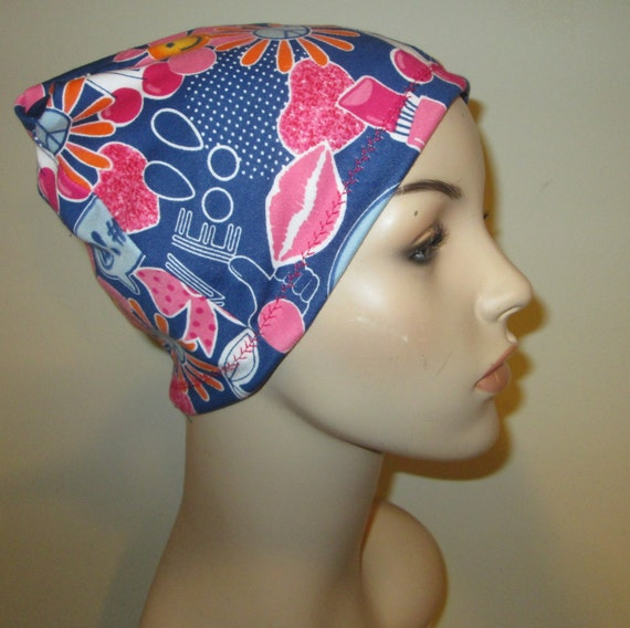 Chemo Beanie Love Hat   Play Sleep Cap, Cancer Hat, Alopecia