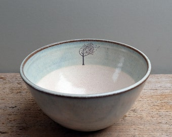 Windy Tree Cereal Bowl