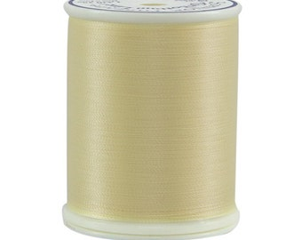 640 Light Yellow - Bottom Line 1,420 yd spool by Superior Threads