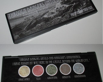 Through Dangers Untold Eyeshadow Palette