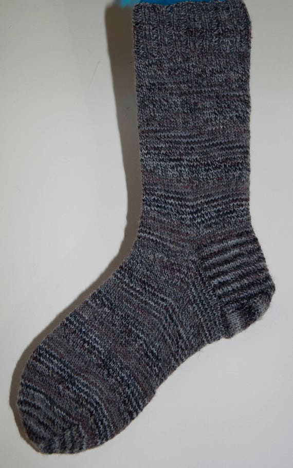 Handknitted Socks Adults in Luxury Yarn