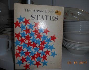 1970 The Arrow Book of States Scholastic TW 211