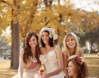 Deposit for Paige's Custom Bridesmaid Dress