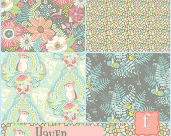 Haven Fabric Bundle  - Stacy Peterson  - Blend Fabric