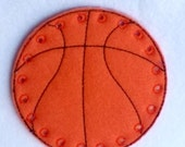 BLACK FRIDAY Basketball lacing card - sewing card - game - educational learning toy - fine motor skills - hand eye cordination  #3816