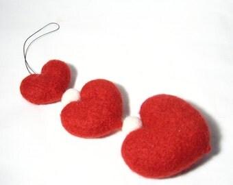 Love Heart Strings Knitting Pattern