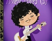 ON SALE When doves Cry - 8x10 PRINT