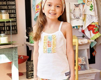 Ruffle Tank - Sale - 2 left