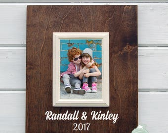Mothers Day Gift, Personalized Kids Frame, Mom Gift, Mother Gift, New Baby Gift, Gift for Mommy, New Mommy Gift
