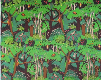 Sale. Heather Ross Tiger Lily climbing trees children