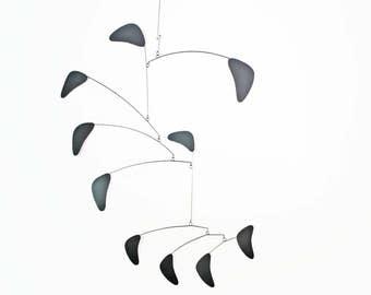 Gray Mobile READY TO SHIP Sleek Minimalist Modern Design for Home or Business - Slate Grey