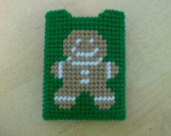 Gingerbread Gift Card Holder, Christmas Gift Card Holder