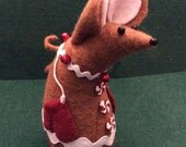Two Felt Mice For Pam Levernier ONLY