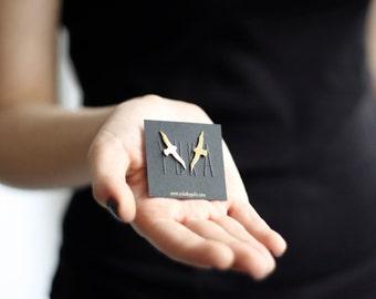 Istanbul Seagulls Earrings