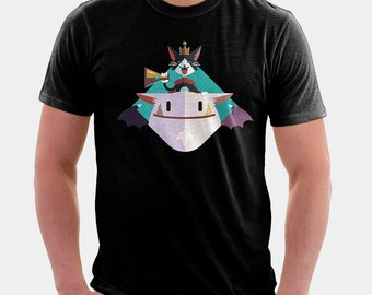Final Fantasy 7 Shirt - Cait Sith Shirt | T-shirt for Women Men | Video Game T-shirt | Geek Tshirt | final fantasy tee | ffvii tshirt