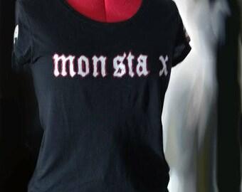 Monsta X ladies t-shirt
