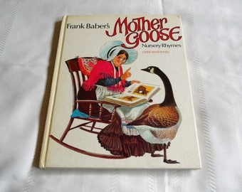 Frank Baber's Mother Goose Nursery Rhymes 1976