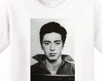 Al Pacino's Mugshot 1961 Men's T-Shirt