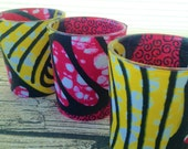 Small candle decorations, Candle decorations small, Decorations candle small, Candles small decorations, African print, Wax print x 3