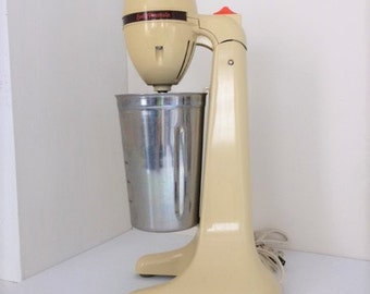 Vintage Diner Style Soda Fountain Mixer